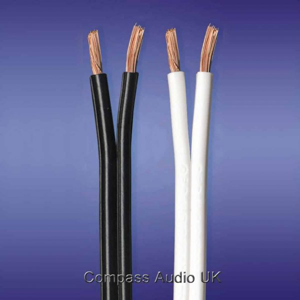 QED 79 Strand Speaker Cable Terminated