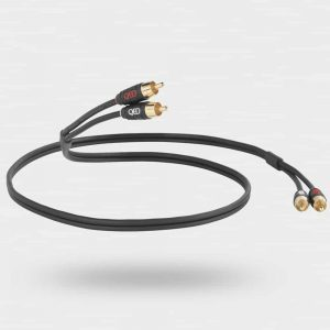 QED PROFILE AUDIO Stereo Phono Cable