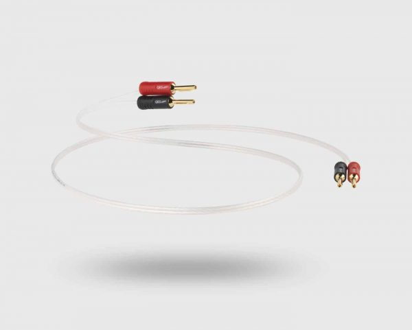 QED Micro Performance Speaker Cable ABS AIRLOC Terminated