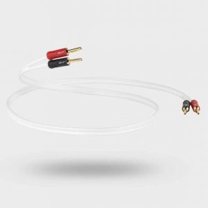 QED Performance XTC Speaker Cable AIRLOC Forte Plugs Terminated