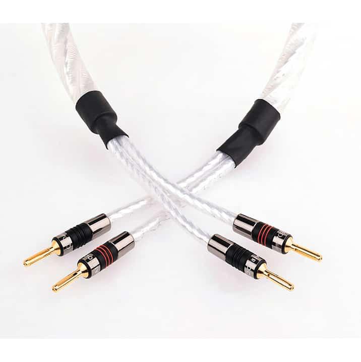 Speaker Cable Qed : qed signature genesis silver spiral speaker cable compass audio ~ Vivirlamusica.com Haus und Dekorationen