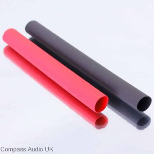 Heatshrink 6.4mm Insulating Rubber Tubing