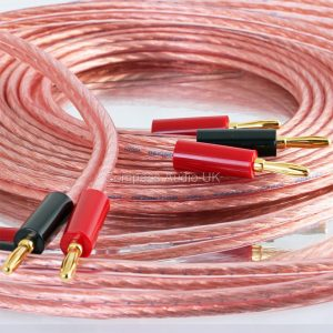 OFC SPEAKER CABLE High Definition 336 Strand Copper Terminated