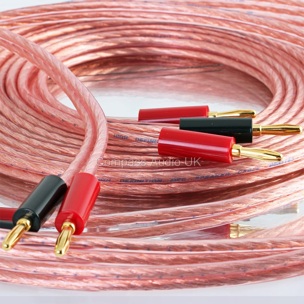 OFC SPEAKER CABLE PRO168 High Definition 336 Strand Unterminated