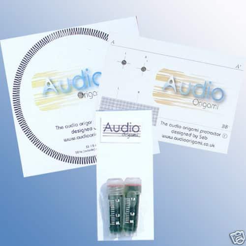 Audio Origami Turntable BEARING OIL KIT