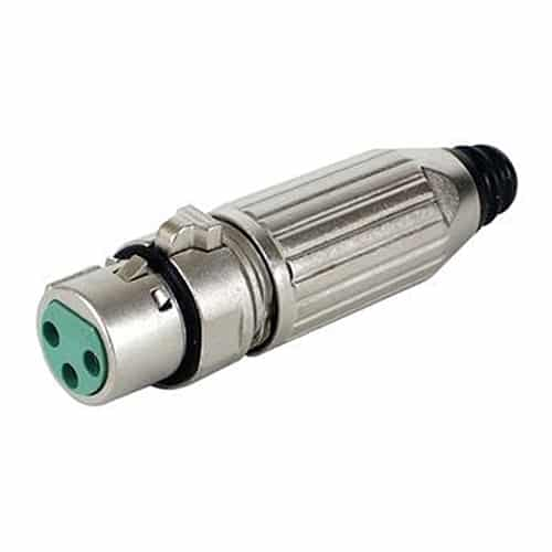 Switchcraft AAA3FZ PRO 3-Pin XLR Plug Female Connector