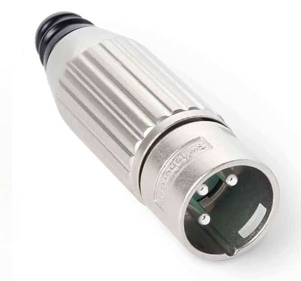 Switchcraft AAA3MZ Professional 3-Pin XLR Male Connector