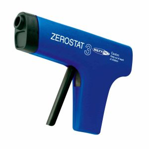 Milty Zerostat 3 Anti Static Gun Device Compass Audio