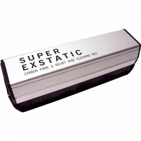 MILTY Super Exstatic Disc Cleaner Record Cleaning Brush