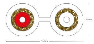 QED XT40i diagram